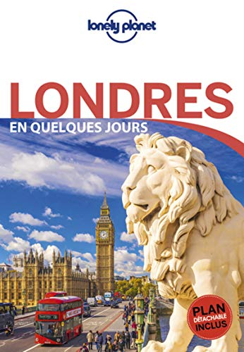 Londres En quelques jours - 6ed par  Planet Lonely, LONELY PLANET
