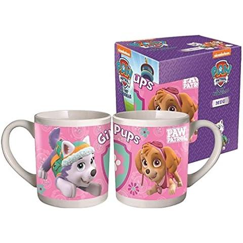 Paw Patrol Cacao Taza taza taza de café para niñas y niños