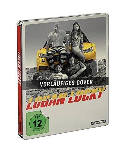 Logan Lucky – Steelbook [Blu-ray]