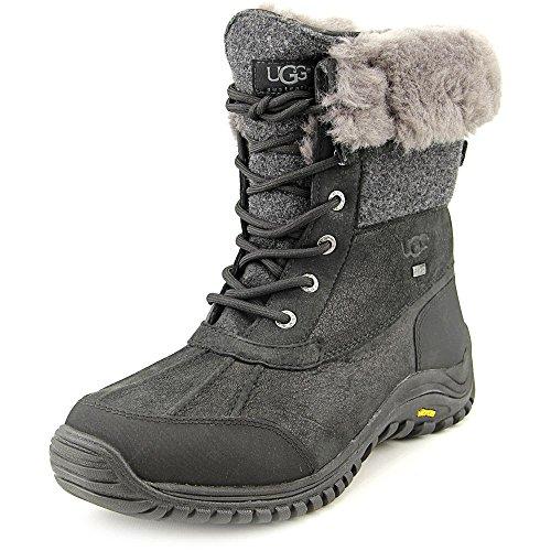 ugg-australia-adirondack-boot-ii-women-us-75-black-winter-boot