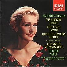 Strauss : Quatre Derniers Lieder