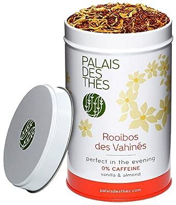Palais des Thés - Rooibos DES VAHINÉS - Boîte métal 100g