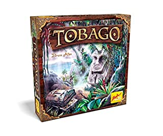 Zoch 601128400 Tobago - Juego de Mesa (Instrucciones en inglés, francés y alemán) (B0023NVQC8) | Amazon price tracker / tracking, Amazon price history charts, Amazon price watches, Amazon price drop alerts