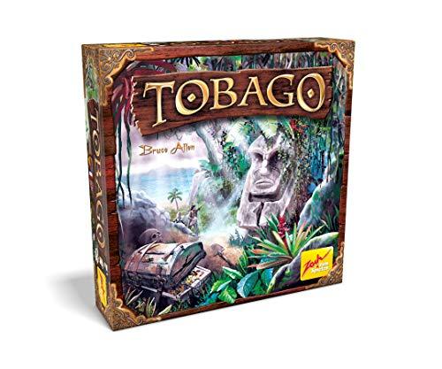 Zoch 601128400 601128400-Tobago, Familienspiel