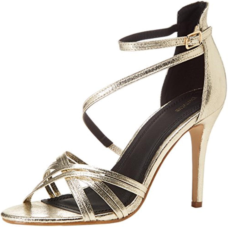 Pimkie Damen Crw17 Tangosand Sandalen 2018 Letztes Modell  Mode Schuhe Billig Online-Verkauf