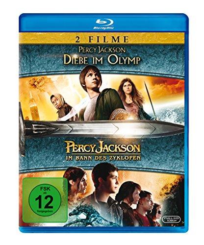Percy Jackson 1&2 [Blu-ray]