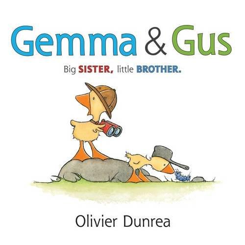 Gemma & Gus (Gossie and Friends Board Books)