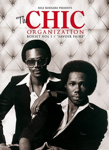 """The Chic Organization: Nile Rodgers Presents: The Chic Organization Boxset Vol. 1 """"Savoir faire"""" (Audio CD)"""