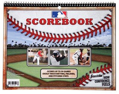 FRANKLIN SPORTS INDUSTRY - MLB Baseball & Softball Scorebook