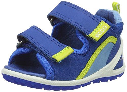 Ecco Baby Jungen Lite Infants Sandal Lauflernschuhe, Blau (50289BERMUDA Blue/Bermuda B/Sky Blue), 26 EU