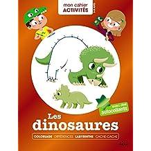 Mon cahier d'activités - Les dinosaures