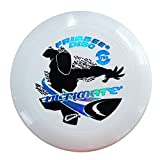 WHAM-O FRISBEE Wurfscheibe Ultimate 175g Weiss