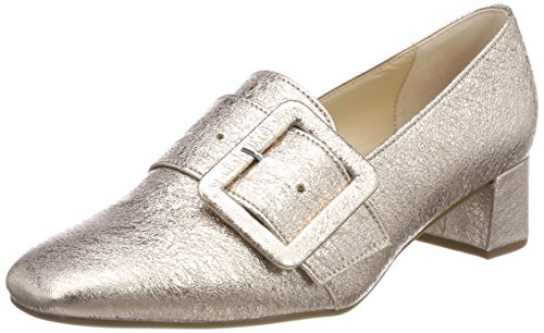 Gabor Shoes Damen Basic Pumps, Beige (Muschel), 43 EU