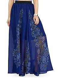 Ishin Georgette Blue Party Wear Wedding Wear Casual Daily Wear Festive Wear Western Wear Bollywood New Collection...