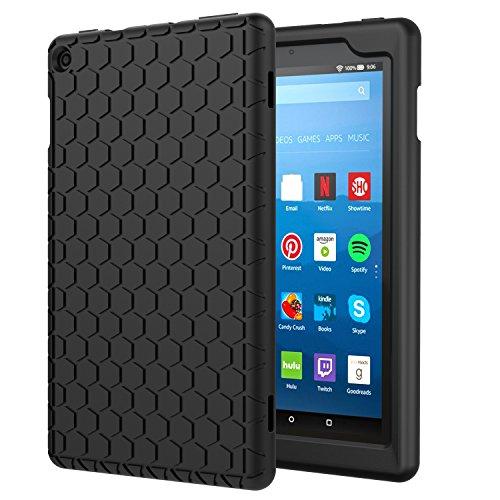 cover per tablet fire MoKo Smart Cover per All-New Amazon Fire HD 8 (8 pollici Display