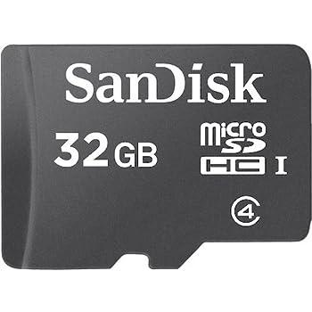 SanDisk MicroSDHC 32GB Memory Card