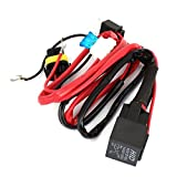Best GENERIC Kits Wiring Harnesses - Relay Wiring Harness for Bi-Xenon HID Xenon Kit Review