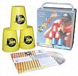 Produkt-Bild: FlashCups 1003GELB - FlashCups gelb, i. Btl., mit DVD