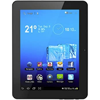 """Woxter Smart Tab 80 - Tablet de 8"""" (3G, 16 GB, Android), negro"""