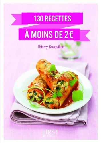 Petit Livre de - 130 recettes  moins de 2 euros