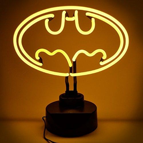DC Comics Neon Light Batman 23 x 30 cm
