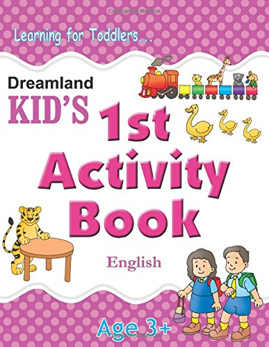 1st Activity Book - English (Kid\'s Activity Books)
