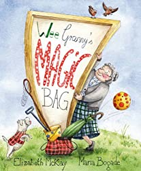 Wee Granny's Magic Bag (Picture Kelpies)