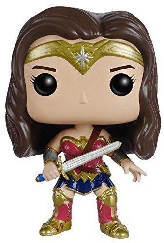 lfigur: DC: BvS: Wonder Woman (Wonder Woman Dekorationen)