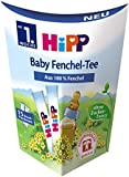 HiPP Fennel Baby Tea - 100% Extract of Fennel Herbal Tea. From 1st week of life.