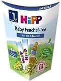 Hipp Baby Fenchel-Tee ab der 1. Woche (15 Portionen à 0,36 g)