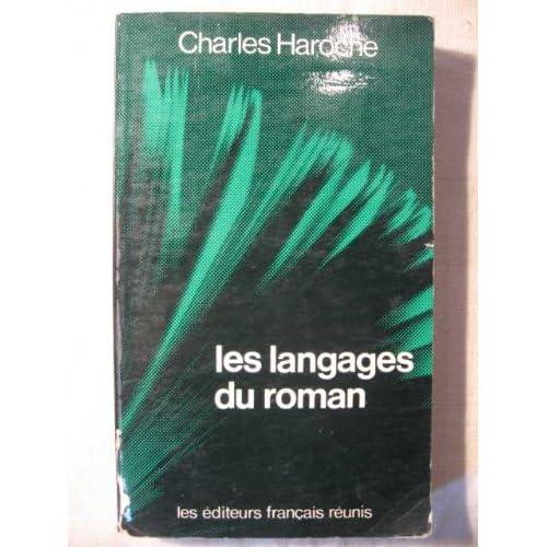 Les langages du roman