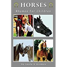 Horses (Rhymes for Children Book 3) (English Edition)