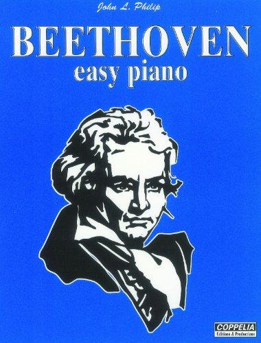 Partition: Beethoven easy piano par John L. Philip