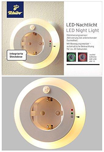 tcm-tchibo-luce-notturna-a-led-con-sensore-di-movimento-e-presa-integrata