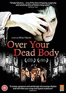 Over your Dead Body [DVD]