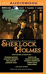 The Improbable Adventures of Sherlock Holmes by John Joseph Adams (2015-09-01)