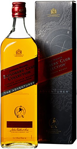 *Johnnie Walker Explorer's Club Collection The Adventurer mit Geschenkverpackung (1 x 1 l)*