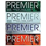 PREMIER Box FACE Tissue 100 PULLS 2PLY