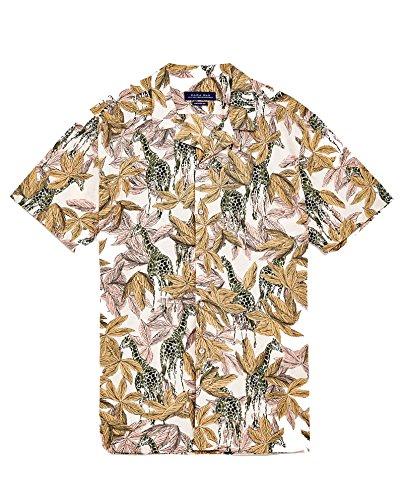 05f1499cdd Zara Men's Printed shirt 7351/300 (Medium) - Buy Online in Oman ...