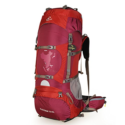 Outdoor Bergsteigen-Tasche/Rucksack-paar/ große Kapazität Rucksack C