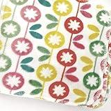 Bambou et Minky Chiffon lavable en machine réutilisable pour bébé Lingettes Mains et Visage (Lot de 10)