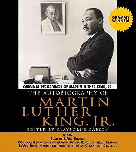 [The Autobiography of Martin Luther King, Jr] (By: Jr. Martin Luther King) [published: May, 2006]