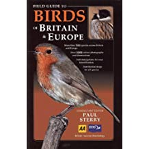 FIELD GUIDE TO BIRDS of BRITAIN AND EUROPE