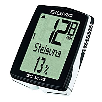 Sigma 01416 Ciclocomputador...