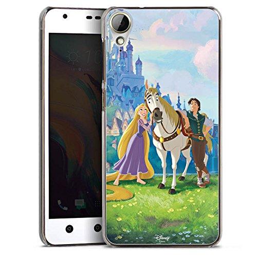 HTC Desire 10 Lifestyle Hülle Case Handyhülle Disney Rapunzel ? Neu verföhnt Merchandise Geschenke
