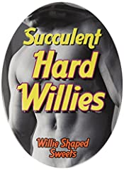 Idea Regalo - Hard Willies - Caramelle Erotiche