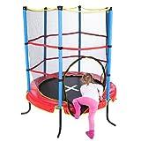 Ultrasport Indoortrampolin Jumper 140 cm inkl. Sicherheitsnetz - 5