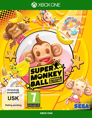 Super Monkey Ball Banana Blitz HD [Xbox One]