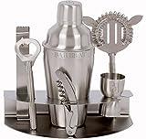 Premium Stainless Steel Bar Set by Bar Brat - Best Reviews Guide