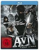 AvN: Alien vs. Ninja (Uncut) [Blu-ray]